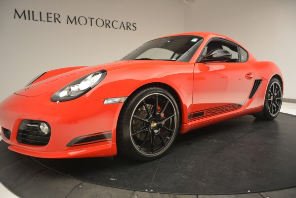 Used 2012 Porsche Cayman R for sale Sold at Bentley Greenwich in Greenwich CT 06830 14