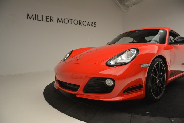 Used 2012 Porsche Cayman R for sale Sold at Bentley Greenwich in Greenwich CT 06830 15