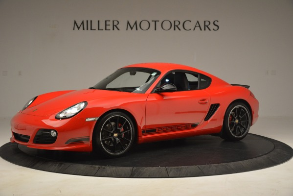 Used 2012 Porsche Cayman R for sale Sold at Bentley Greenwich in Greenwich CT 06830 2