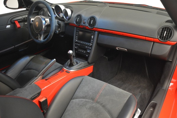 Used 2012 Porsche Cayman R for sale Sold at Bentley Greenwich in Greenwich CT 06830 21