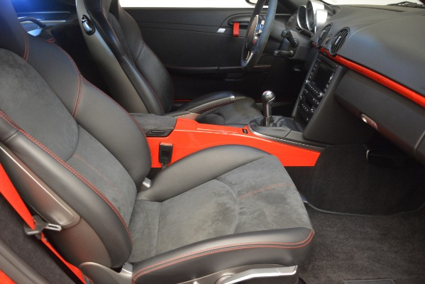 Used 2012 Porsche Cayman R for sale Sold at Bentley Greenwich in Greenwich CT 06830 22