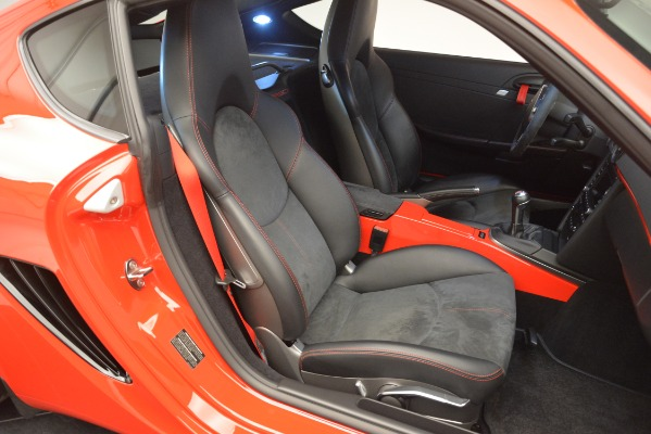Used 2012 Porsche Cayman R for sale Sold at Bentley Greenwich in Greenwich CT 06830 23