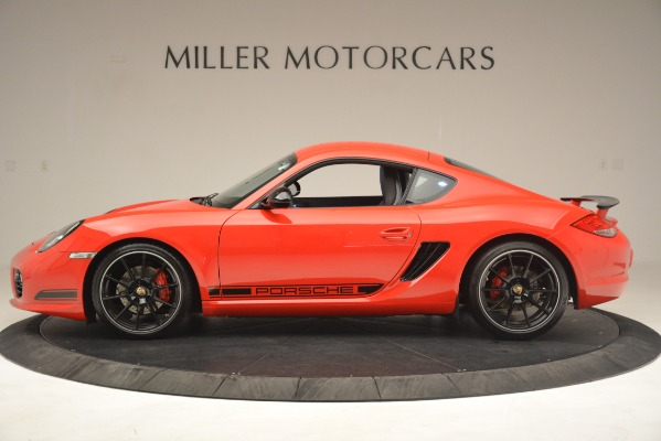 Used 2012 Porsche Cayman R for sale Sold at Bentley Greenwich in Greenwich CT 06830 3