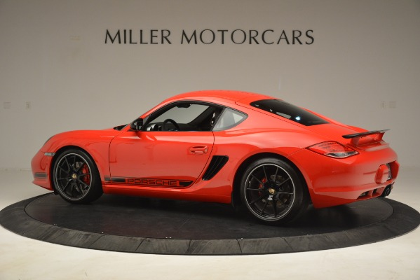 Used 2012 Porsche Cayman R for sale Sold at Bentley Greenwich in Greenwich CT 06830 4