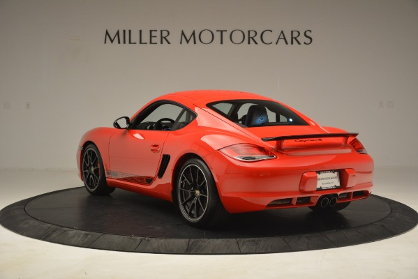 Used 2012 Porsche Cayman R for sale Sold at Bentley Greenwich in Greenwich CT 06830 5