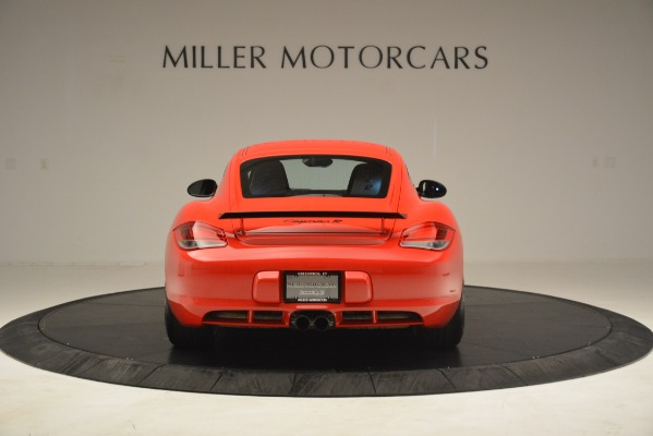 Used 2012 Porsche Cayman R for sale Sold at Bentley Greenwich in Greenwich CT 06830 6