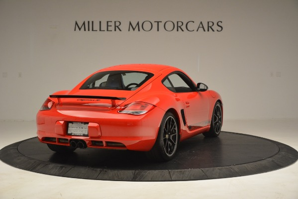 Used 2012 Porsche Cayman R for sale Sold at Bentley Greenwich in Greenwich CT 06830 7