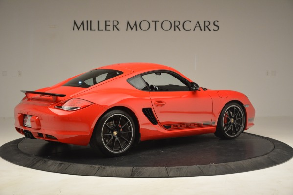 Used 2012 Porsche Cayman R for sale Sold at Bentley Greenwich in Greenwich CT 06830 8