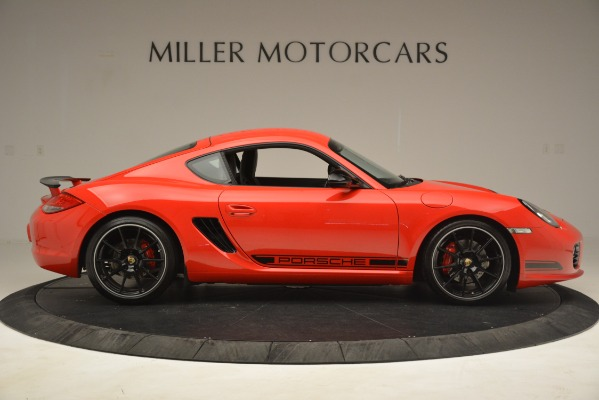Used 2012 Porsche Cayman R for sale Sold at Bentley Greenwich in Greenwich CT 06830 9