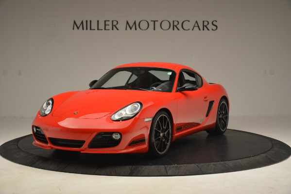 Used 2012 Porsche Cayman R for sale Sold at Bentley Greenwich in Greenwich CT 06830 1