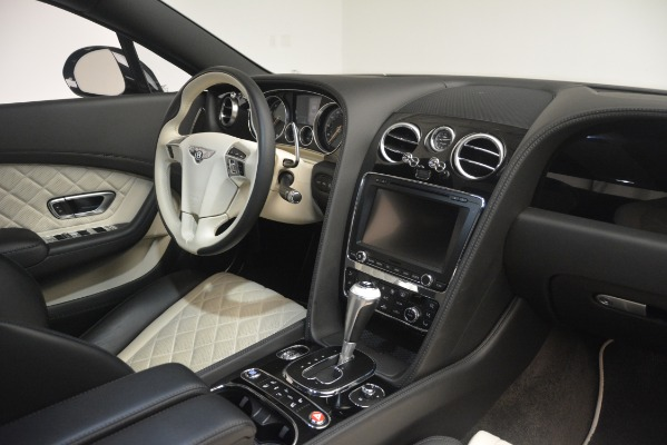 Used 2016 Bentley Continental GT V8 S for sale Sold at Bentley Greenwich in Greenwich CT 06830 28