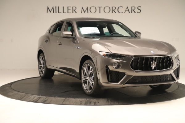 New 2019 Maserati Levante GTS for sale $133,105 at Bentley Greenwich in Greenwich CT 06830 11