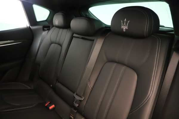 New 2019 Maserati Levante GTS for sale $133,105 at Bentley Greenwich in Greenwich CT 06830 18