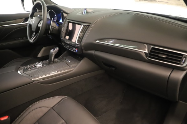 New 2019 Maserati Levante GTS for sale $133,105 at Bentley Greenwich in Greenwich CT 06830 22