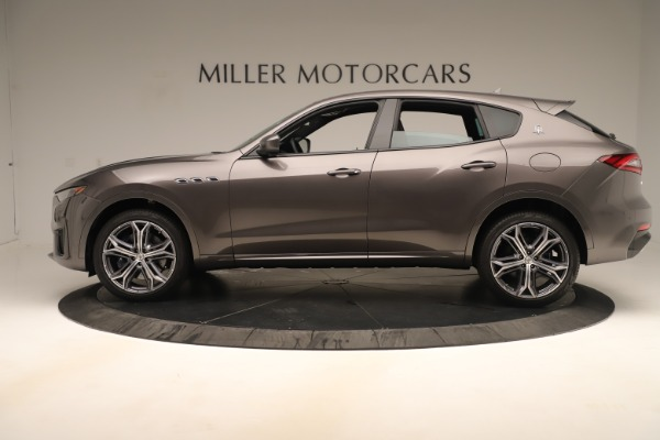 New 2019 Maserati Levante GTS for sale $133,105 at Bentley Greenwich in Greenwich CT 06830 3
