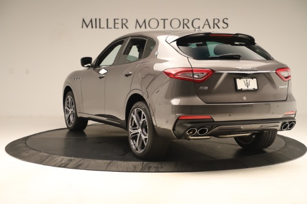 New 2019 Maserati Levante GTS for sale $133,105 at Bentley Greenwich in Greenwich CT 06830 5