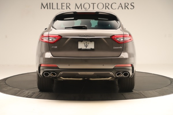 New 2019 Maserati Levante GTS for sale $133,105 at Bentley Greenwich in Greenwich CT 06830 6