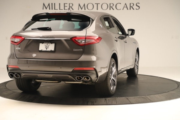 New 2019 Maserati Levante GTS for sale $133,105 at Bentley Greenwich in Greenwich CT 06830 7