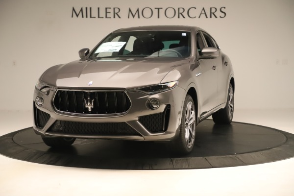 New 2019 Maserati Levante GTS for sale $133,105 at Bentley Greenwich in Greenwich CT 06830 1