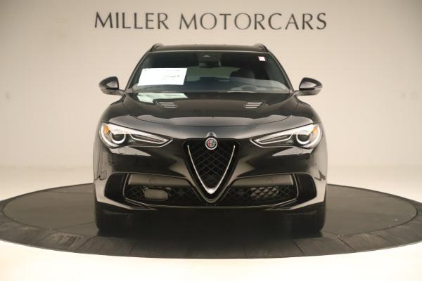 New 2019 Alfa Romeo Stelvio Quadrifoglio for sale $86,790 at Bentley Greenwich in Greenwich CT 06830 12