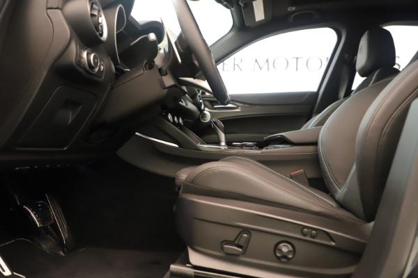 Used 2019 Alfa Romeo Stelvio Quadrifoglio for sale $68,500 at Bentley Greenwich in Greenwich CT 06830 14