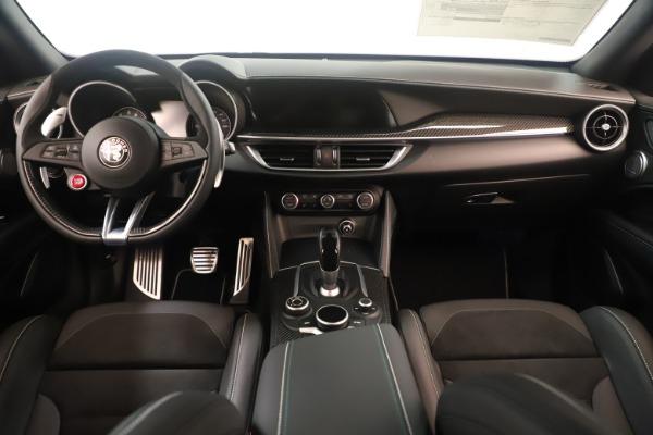 New 2019 Alfa Romeo Stelvio Quadrifoglio for sale $86,790 at Bentley Greenwich in Greenwich CT 06830 16