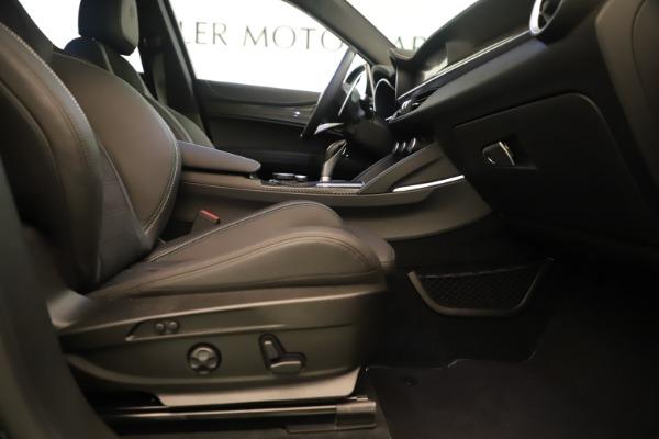 New 2019 Alfa Romeo Stelvio Quadrifoglio for sale $86,790 at Bentley Greenwich in Greenwich CT 06830 23