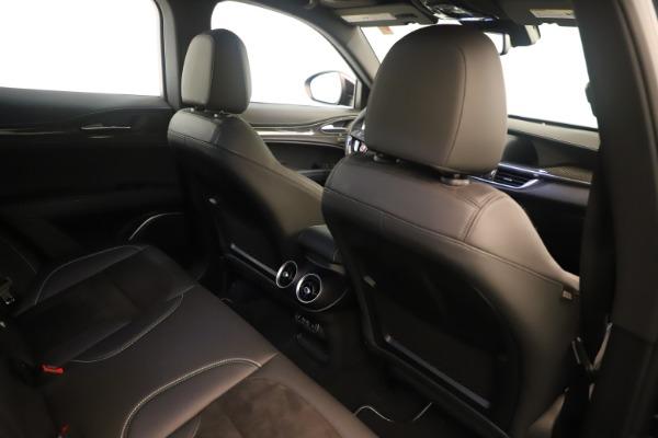 Used 2019 Alfa Romeo Stelvio Quadrifoglio for sale $68,500 at Bentley Greenwich in Greenwich CT 06830 28