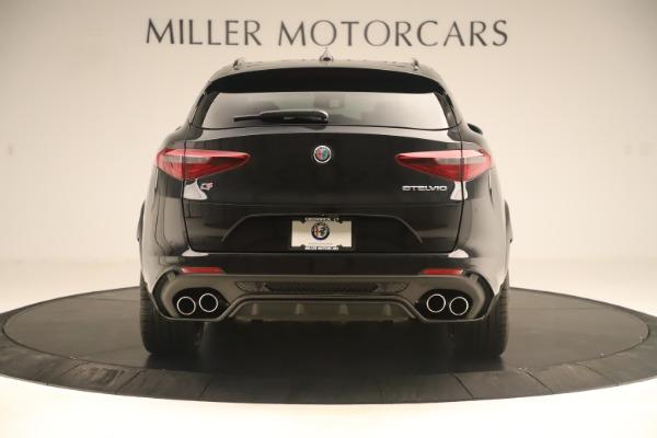 New 2019 Alfa Romeo Stelvio Quadrifoglio for sale $86,790 at Bentley Greenwich in Greenwich CT 06830 6