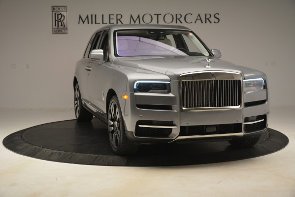 New 2019 Rolls-Royce Cullinan for sale Sold at Bentley Greenwich in Greenwich CT 06830 14
