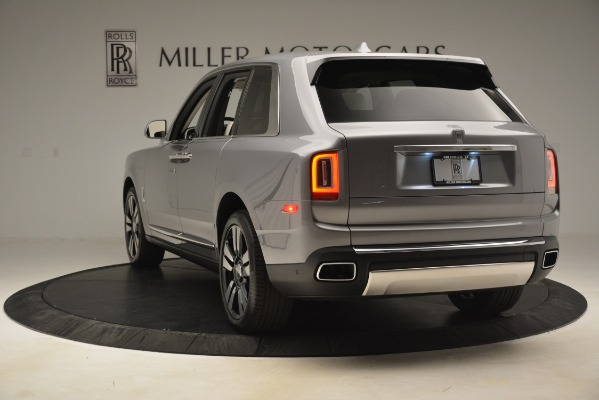 New 2019 Rolls-Royce Cullinan for sale Sold at Bentley Greenwich in Greenwich CT 06830 6