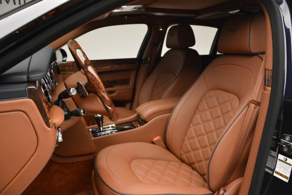 Used 2016 Bentley Mulsanne Speed for sale Sold at Bentley Greenwich in Greenwich CT 06830 13