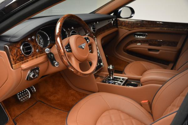 Used 2016 Bentley Mulsanne Speed for sale Sold at Bentley Greenwich in Greenwich CT 06830 14