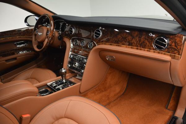 Used 2016 Bentley Mulsanne Speed for sale Sold at Bentley Greenwich in Greenwich CT 06830 20