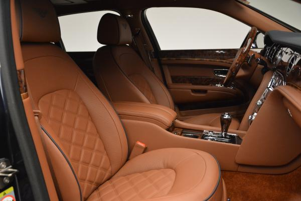 Used 2016 Bentley Mulsanne Speed for sale Sold at Bentley Greenwich in Greenwich CT 06830 21