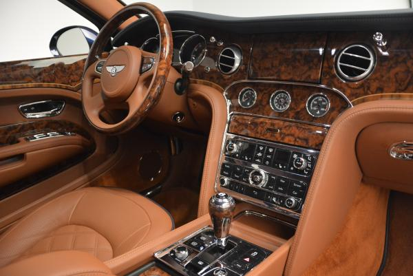 Used 2016 Bentley Mulsanne Speed for sale Sold at Bentley Greenwich in Greenwich CT 06830 22