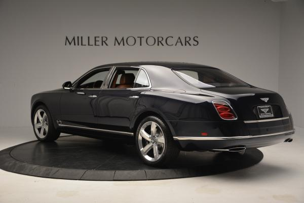 Used 2016 Bentley Mulsanne Speed for sale Sold at Bentley Greenwich in Greenwich CT 06830 5