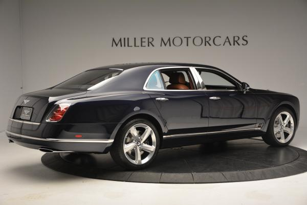 Used 2016 Bentley Mulsanne Speed for sale Sold at Bentley Greenwich in Greenwich CT 06830 8