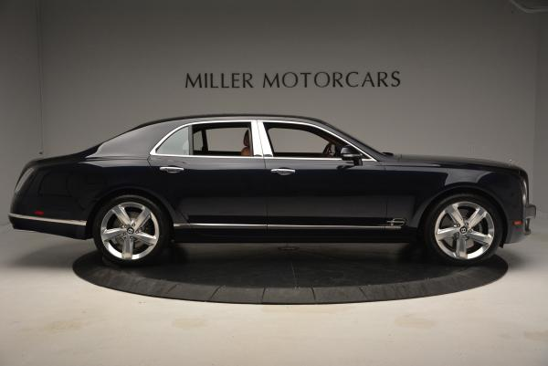 Used 2016 Bentley Mulsanne Speed for sale Sold at Bentley Greenwich in Greenwich CT 06830 9