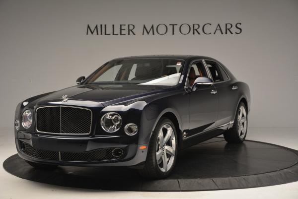 Used 2016 Bentley Mulsanne Speed for sale Sold at Bentley Greenwich in Greenwich CT 06830 1