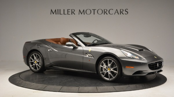 Used 2011 Ferrari California for sale Sold at Bentley Greenwich in Greenwich CT 06830 9