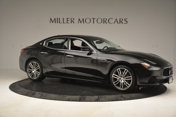 Used 2015 Maserati Ghibli S Q4 for sale Sold at Bentley Greenwich in Greenwich CT 06830 10