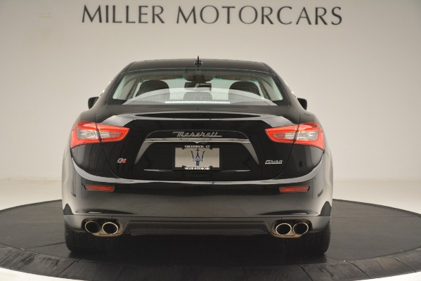 Used 2015 Maserati Ghibli S Q4 for sale Sold at Bentley Greenwich in Greenwich CT 06830 6