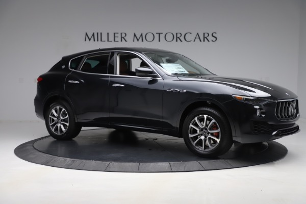 New 2019 Maserati Levante Q4 for sale Sold at Bentley Greenwich in Greenwich CT 06830 10