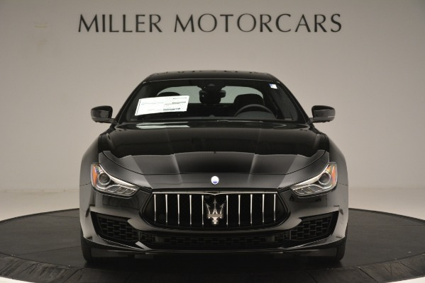 New 2019 Maserati Ghibli S Q4 for sale $59,900 at Bentley Greenwich in Greenwich CT 06830 12