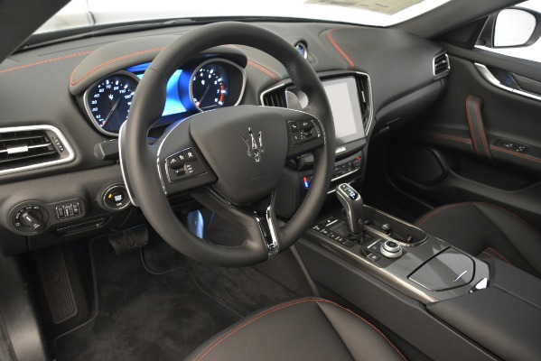 New 2019 Maserati Ghibli S Q4 for sale $59,900 at Bentley Greenwich in Greenwich CT 06830 13