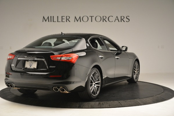New 2019 Maserati Ghibli S Q4 for sale $59,900 at Bentley Greenwich in Greenwich CT 06830 7