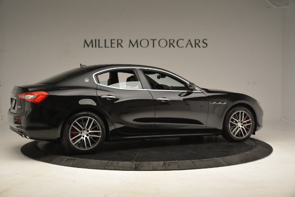New 2019 Maserati Ghibli S Q4 for sale $59,900 at Bentley Greenwich in Greenwich CT 06830 8