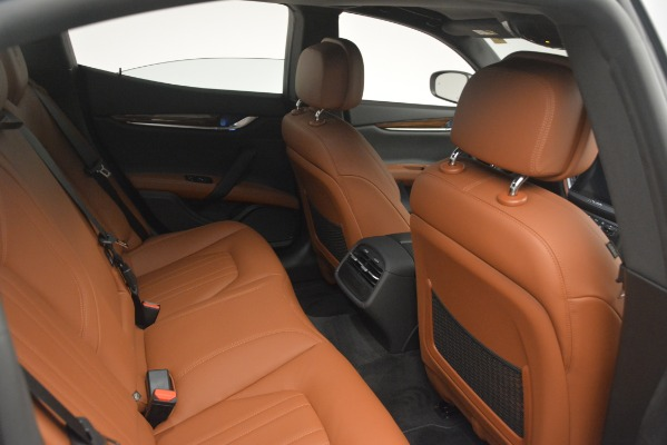 New 2019 Maserati Ghibli S Q4 for sale Sold at Bentley Greenwich in Greenwich CT 06830 25