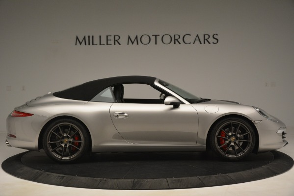 Used 2013 Porsche 911 Carrera S for sale Sold at Bentley Greenwich in Greenwich CT 06830 18